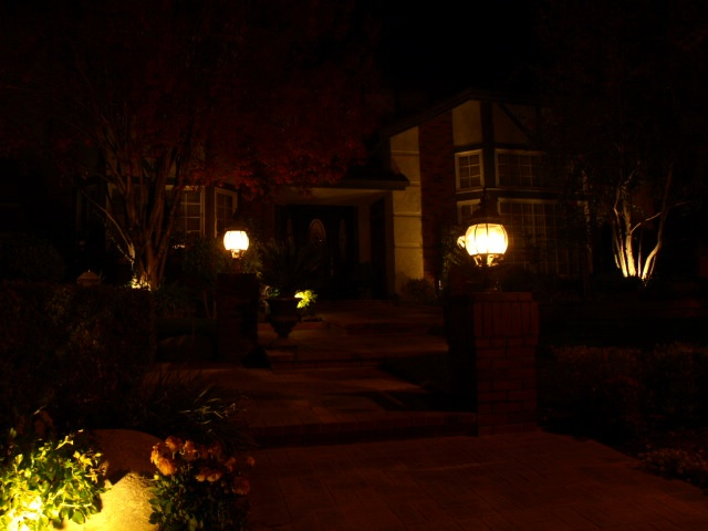 simi valley landscape lighting fixtures