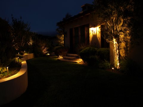 simi valley landscape lighting landscape lights